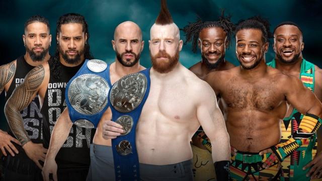 WWE TLC du 16/12/2018 20181219
