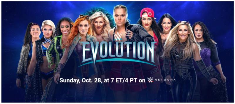 [Résultats] WWE Evolution du 28/10/2018 Evolut11