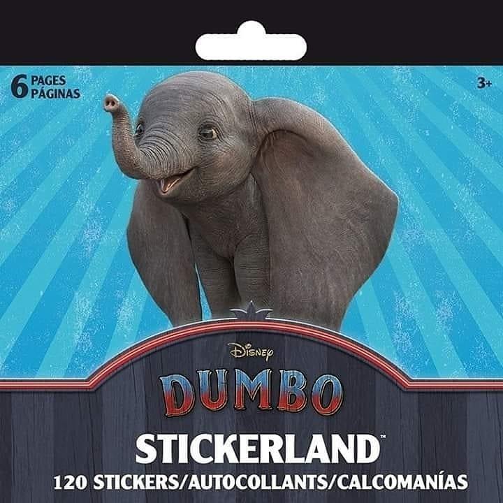 Dumbo [Disney - 2019] - Page 9 Lady_d12