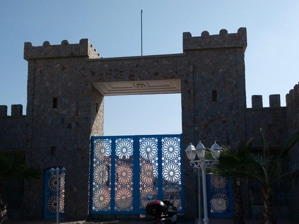 "[Maroc Camp/Découverte]  Futur camping ""Riad Maissa"" à Tiznit P9012910"
