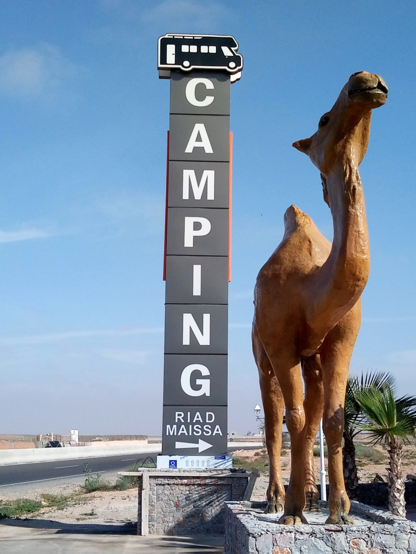 "[Maroc Camp/Découverte]  Futur camping ""Riad Maissa"" à Tiznit P9012911"