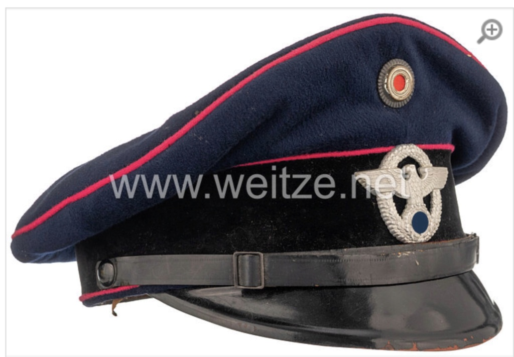casquette Allemande 70f77210