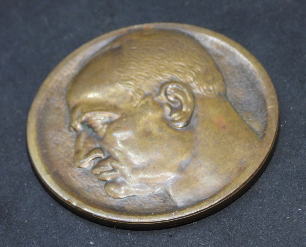 Médaille non portable italie fasciste. Dscn0276