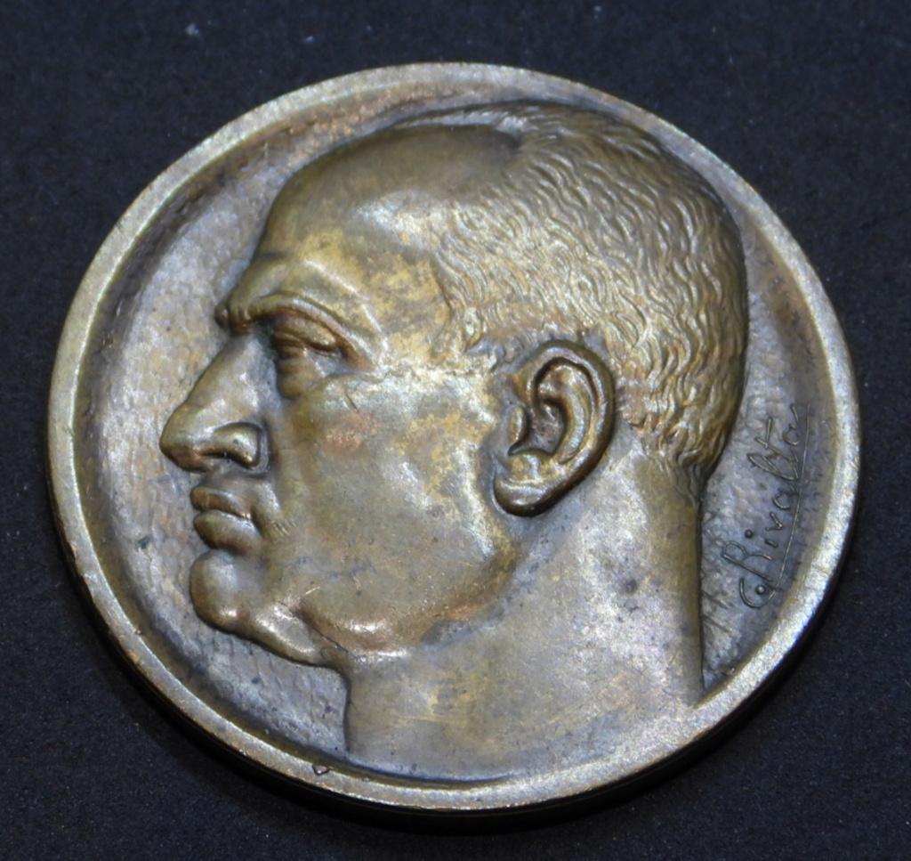Médaille non portable italie fasciste. Dscn0277