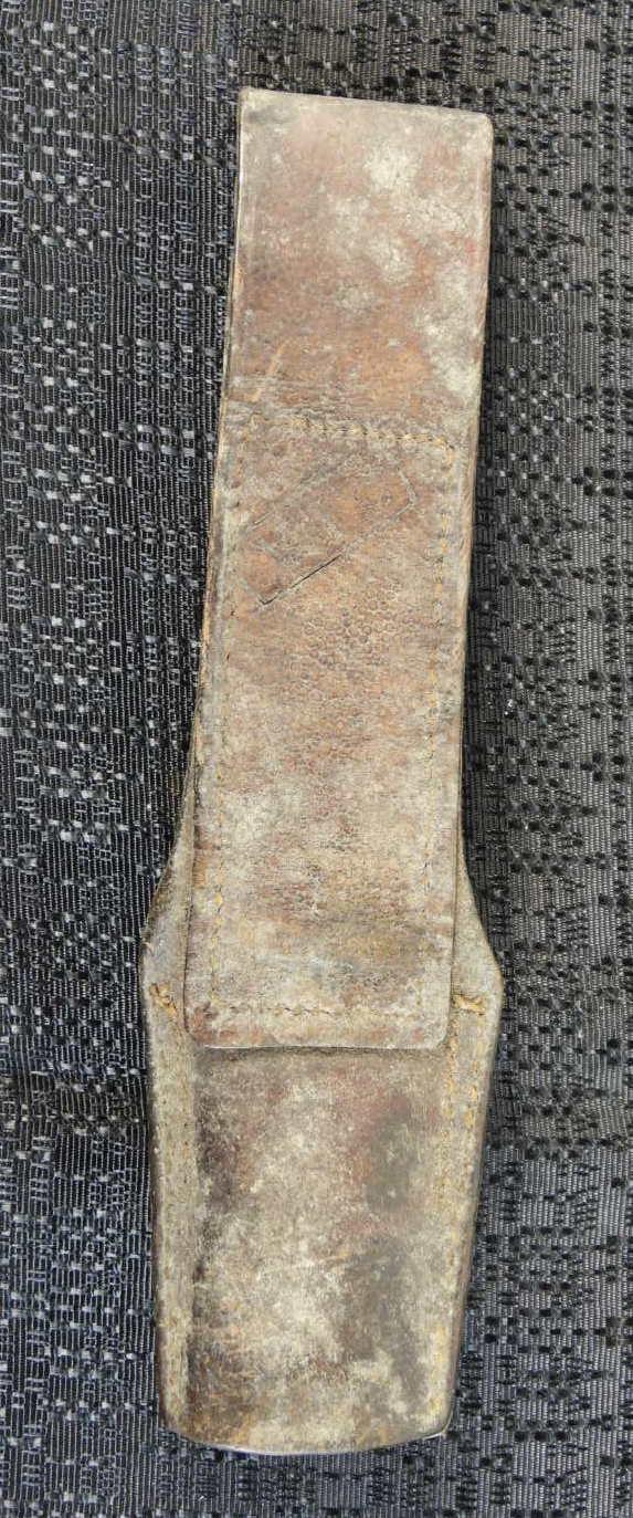 identification porte baïonnette cuir Dscn2214
