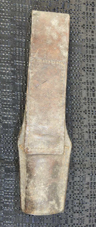 identification porte baïonnette cuir Dscn2215