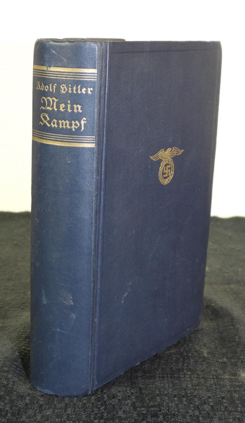 Polizeï, Heer, Mein Kampf Dscn6017