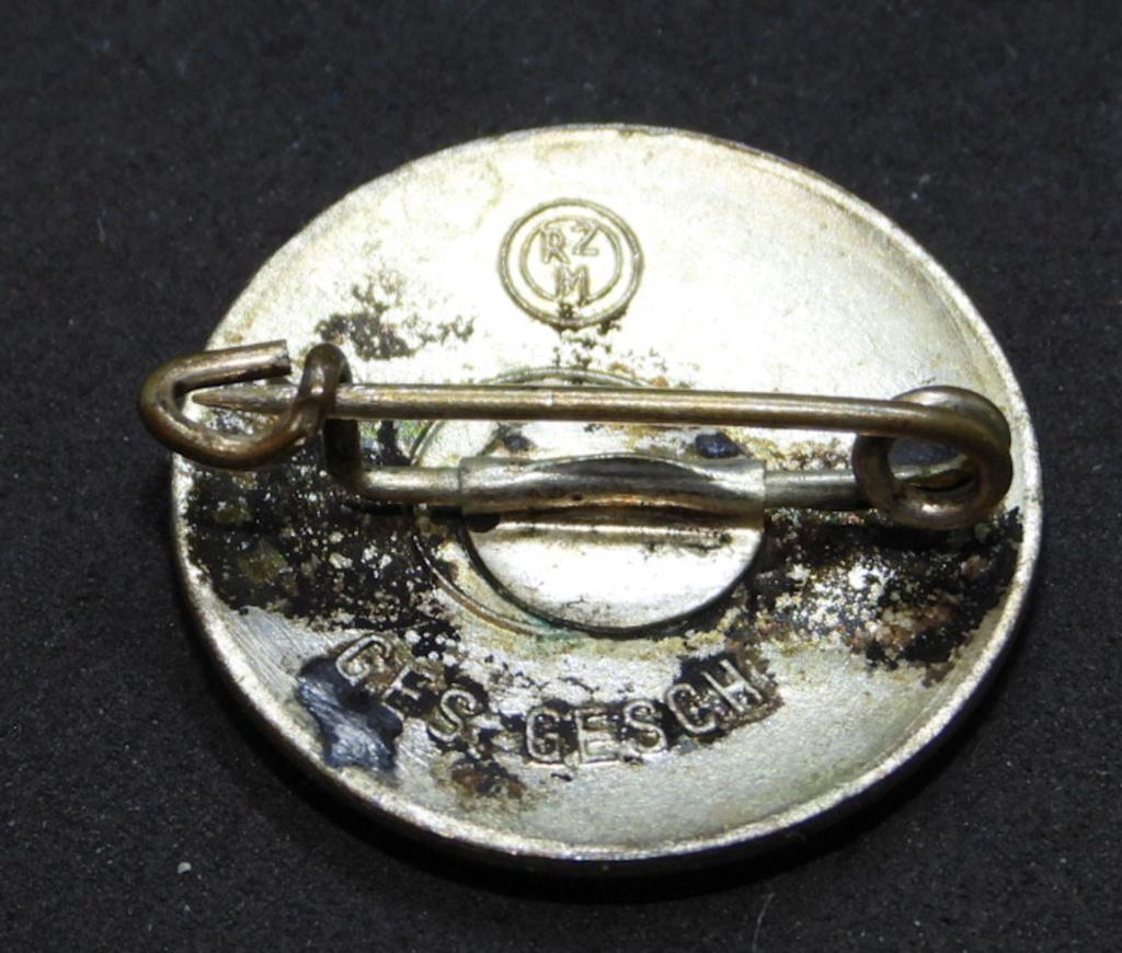 Insigne NSDAP précoce. Dscn7114