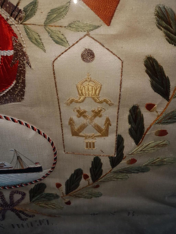 Sanitaire WH, baïonnette, NSDAP, HJ, tableau campagne de Chine Img_5411