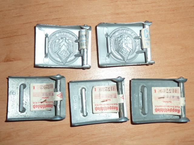 Boucle de ceinture HJ P1120413