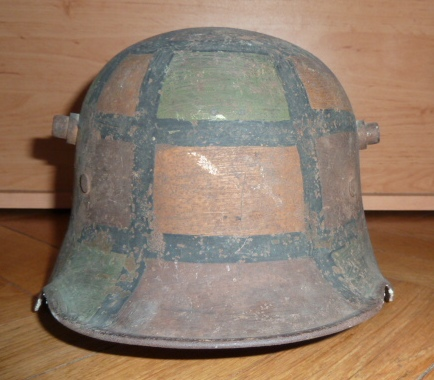Stahlhelm M16 camouflage tortue - Page 2 P1180010