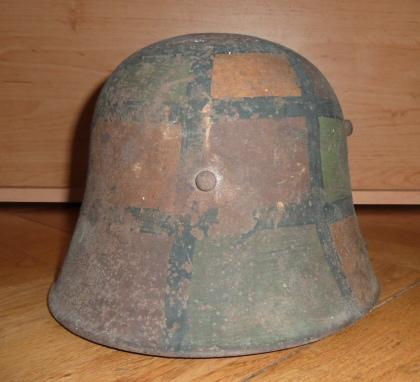 Stahlhelm M16 camouflage tortue - Page 2 P1180013