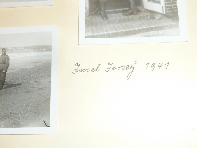 """Un nid de croix de fer """"122"""", des médailles/décorations étuis PA allemands, album photos WH Jersey, etc.... P1610752"""
