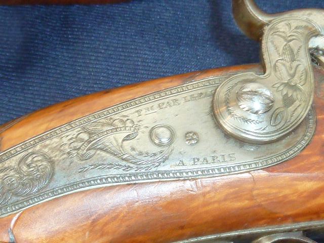 Très belles rentrées: Pistolet Lepage, SS, Kripo, dague........ P1640013