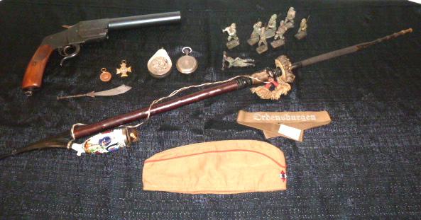 Ordensburgen, Hitlerjugend, Maschinen Gewehr Kompagnie..... P1640414