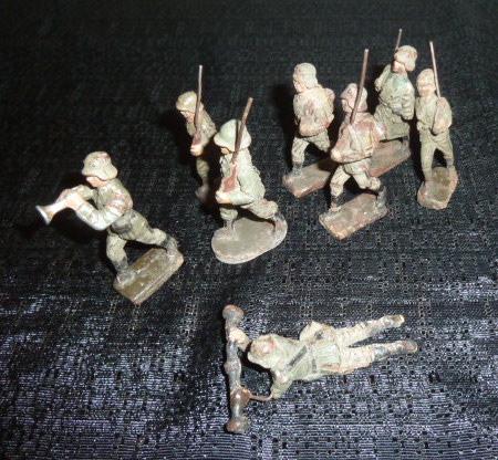 Ordensburgen, Hitlerjugend, Maschinen Gewehr Kompagnie..... P1640415