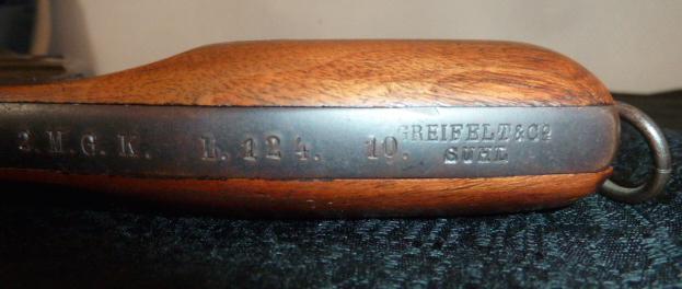 Ordensburgen, Hitlerjugend, Maschinen Gewehr Kompagnie..... P1640416