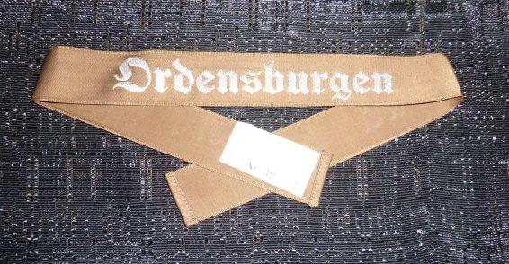 Ordensburgen, Hitlerjugend, Maschinen Gewehr Kompagnie..... P1640418