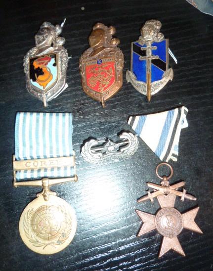 de L'alsacien, du Politisch Leiter, du Glieder, (encore) des insignes.... P1640510