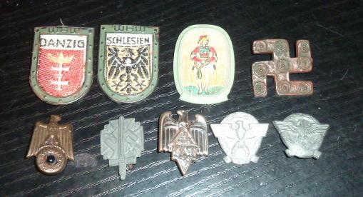 Insignes allemands, journées et WHW.... P1640913