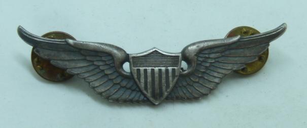 Estimation brevet pilote US Army P1650817