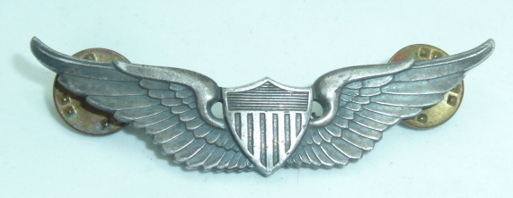 Estimation brevet pilote US Army P1650819