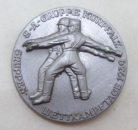 Kriegsmarine, HJ, Tinnies, Heer, Gaede, Stahlhelmbund, brevet US......... P1650824