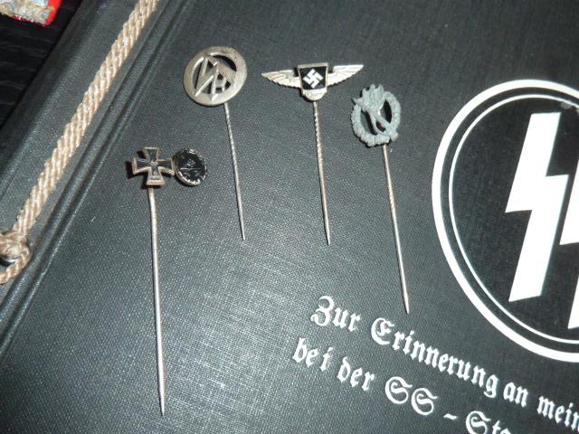 """Album photos """"SS Standarte Deutschland"""" parmi les dernières trouvailles..... P1660512"""