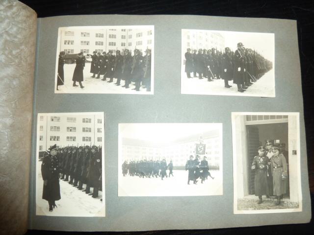 """Album photos """"SS Standarte Deutschland"""" parmi les dernières trouvailles..... P1660616"""