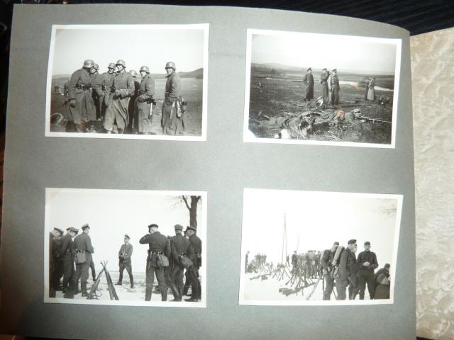 """Album photos """"SS Standarte Deutschland"""" parmi les dernières trouvailles..... P1660617"""