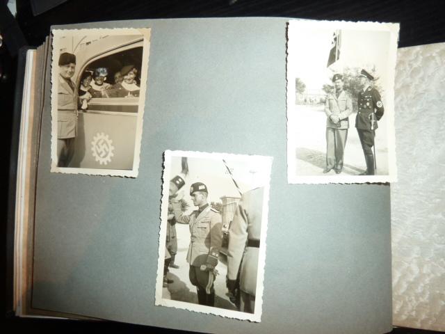 """Album photos """"SS Standarte Deutschland"""" parmi les dernières trouvailles..... P1660618"""