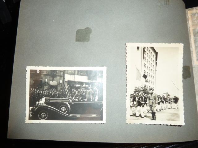 """Album photos """"SS Standarte Deutschland"""" parmi les dernières trouvailles..... P1660622"""