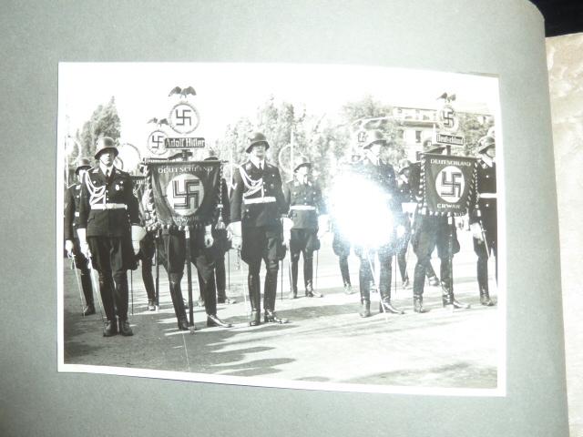 """Album photos """"SS Standarte Deutschland"""" parmi les dernières trouvailles..... P1660624"""