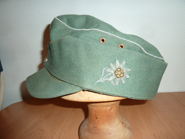 Luftwaffe, Gebirgsjager, Alte Kampfer, DJ, nid d'insignes NSDAP...... P1660711