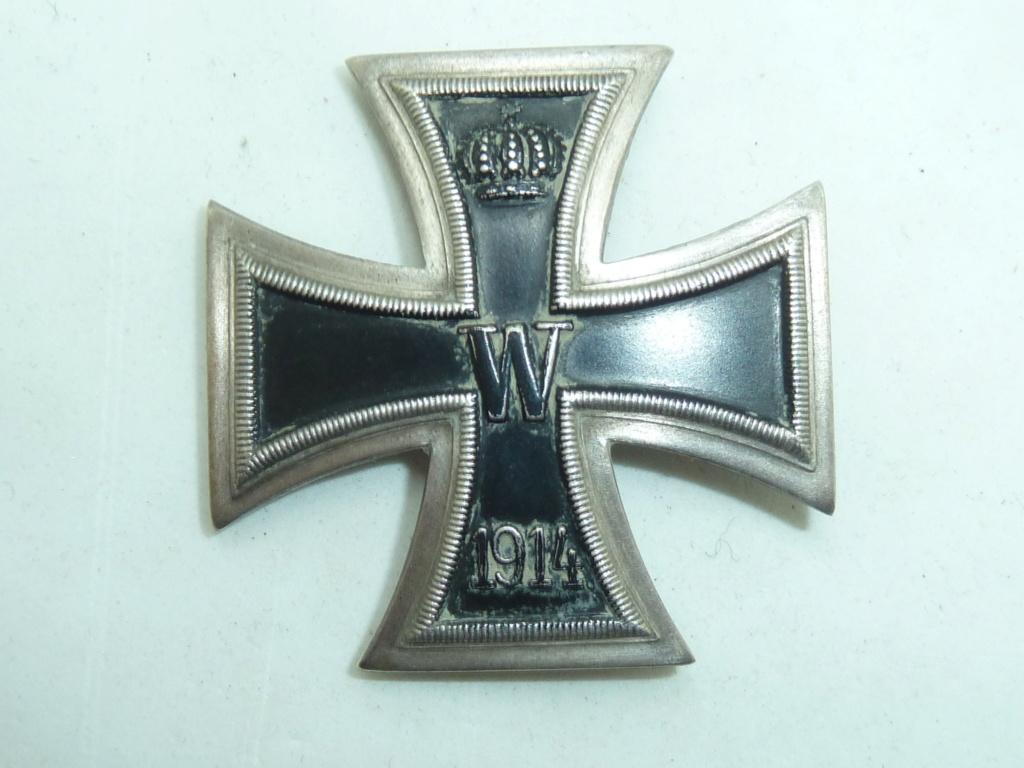 Croix de fer 1° classe 1914 P1660724