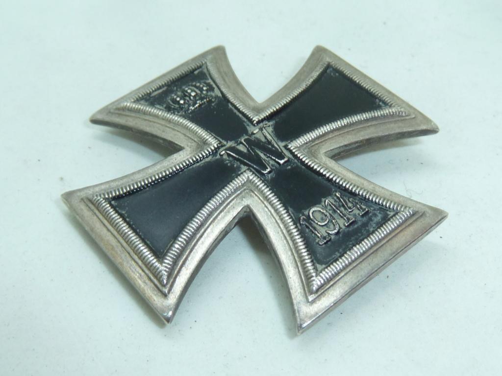 Croix de fer 1° classe 1914 P1660725