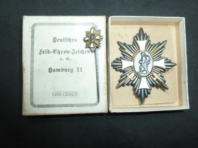 Deutsche Feld-Ehrenzeichen.  P1840219