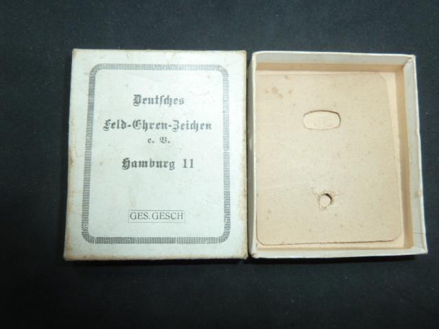 Deutsche Feld-Ehrenzeichen.  P1840220