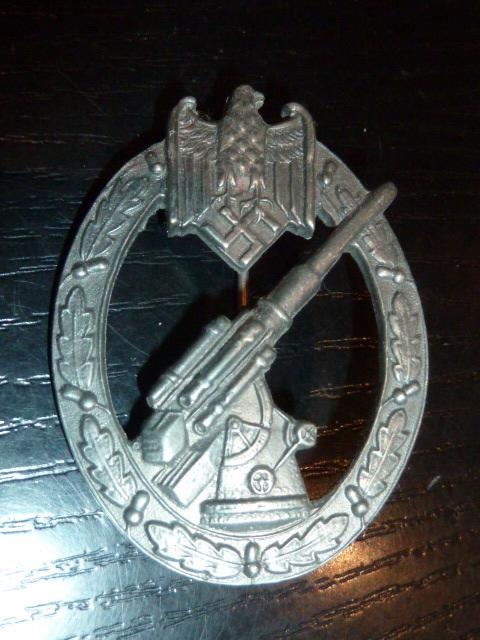 quelques décorations allemandes. P1840618
