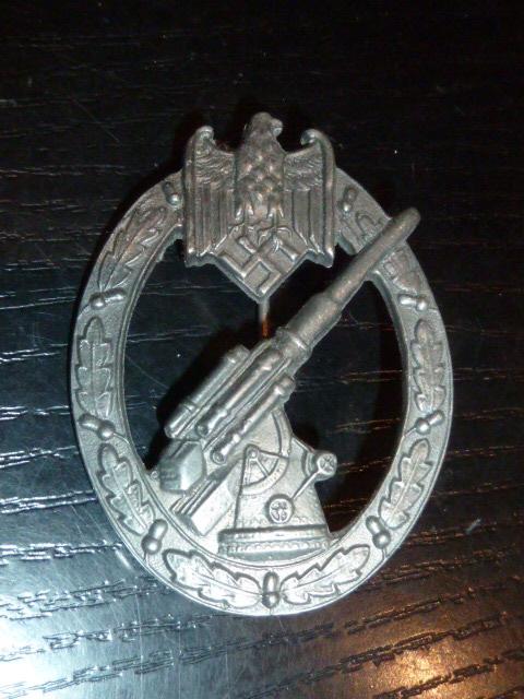 quelques décorations allemandes. P1840619