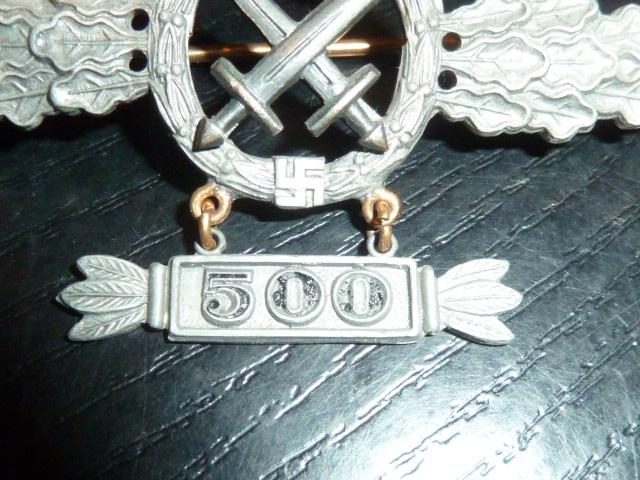 quelques décorations allemandes. P1840629