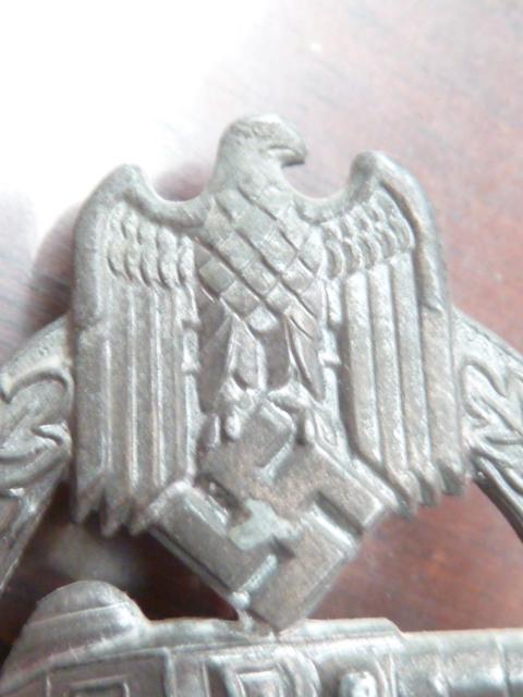 quelques décorations allemandes. P1840712