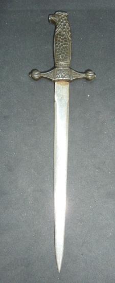 Dague miniature/ouvre lettre P1850410