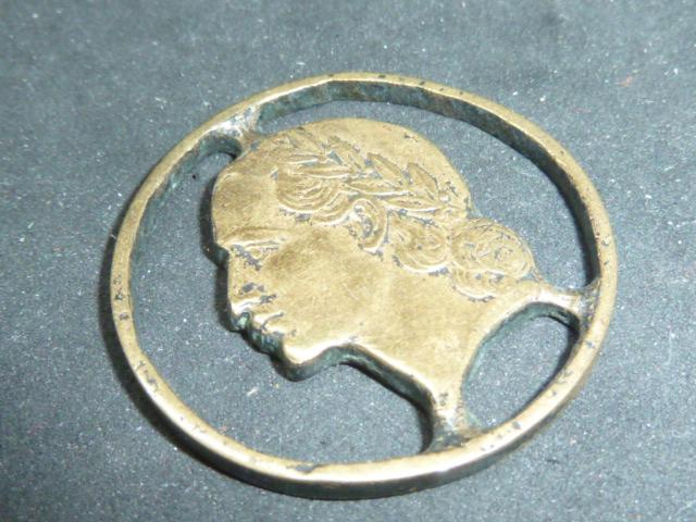 Pièce de 5 Francs ajourée P1850423
