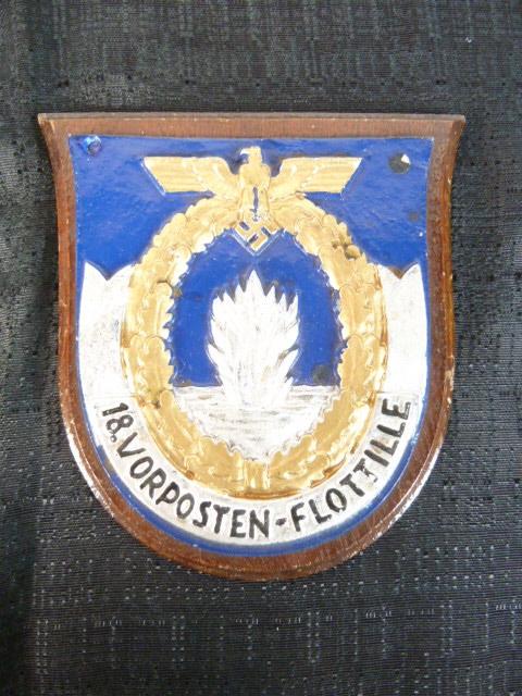 Plaques murales Kriegsmarine P1850813