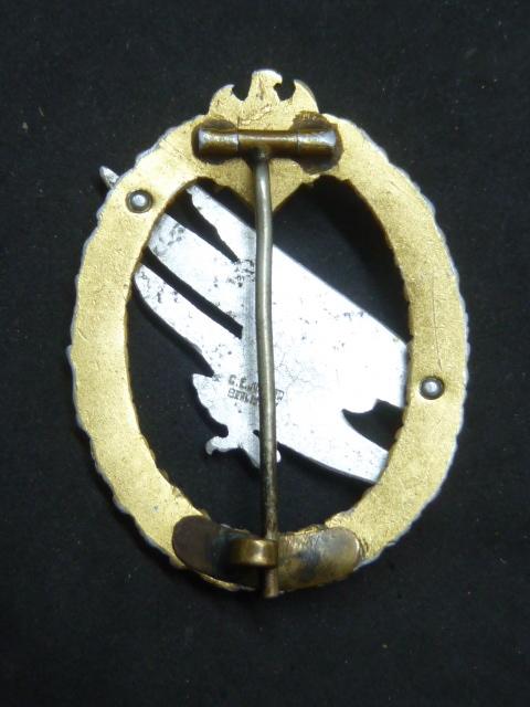 Fallschirmschützenabzeichen des Heeres P1870116