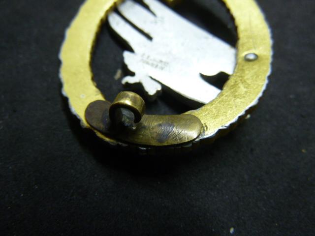 Fallschirmschützenabzeichen des Heeres P1870122