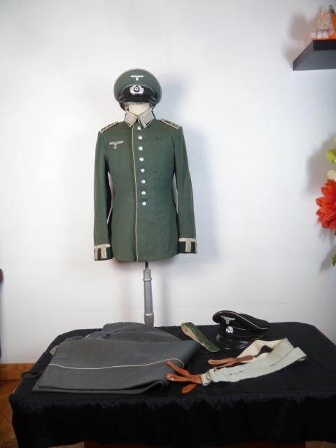 Allgemeine-SS, uniforme WH Heer, aviation allemande 14/18..... P1870614