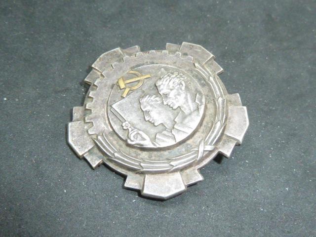 Insigne soviétique P1880410