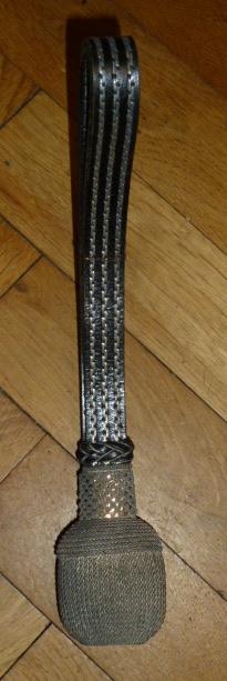 Identification dragonne de sabre. P1910613